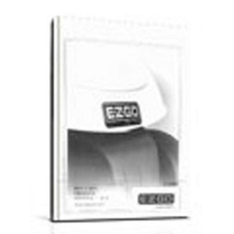 2009-2010 Owner's Manual for RXV Gas Vehicles