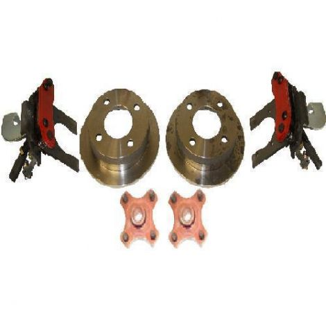Mechanical Disc Brake Assembly for Bad Boy Buggies Vehicles