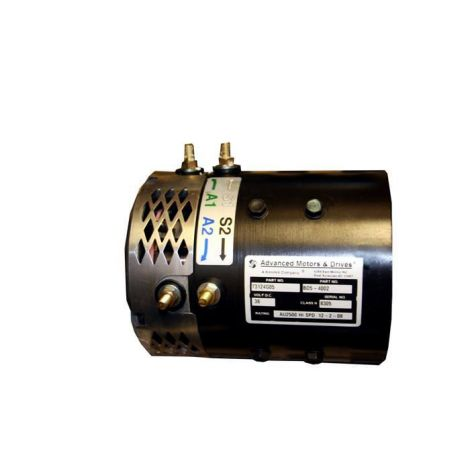 Vented ADC HS Series Electric Motor