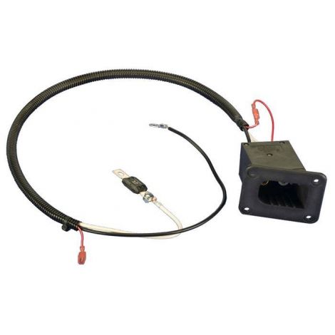 wiring harness w/ receptacle for powerwise - dcs