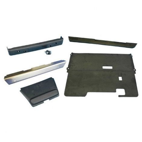 TXT Trim Package with Floor Mat & Sill Plates