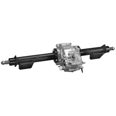 Locking Differential Axle