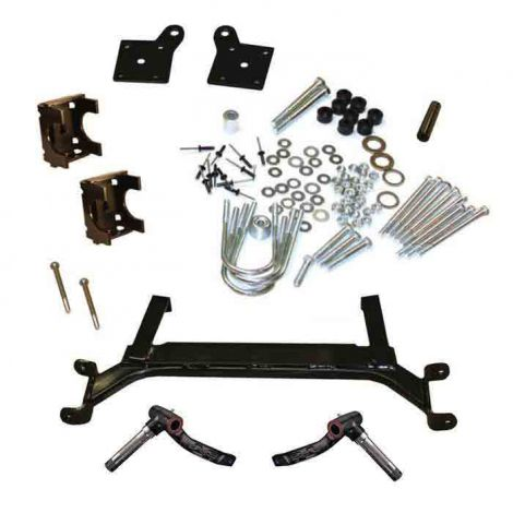 "4"" Inch Standard Lift Kit for TXT - Drop Axle"