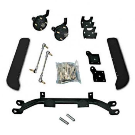 "Premium 4"" Inch Lift Kit - Drop Axle"