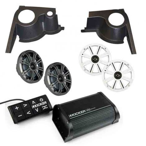 TXT Kicker Bluetooth Audio System & Pods Package