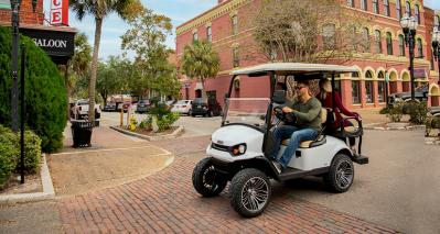 Street-Legal: What You Need to Do to Drive Your E-Z-GO® Golf Cart on Roadways
