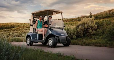 It's Not Just Golf: Versatile E-Z-GO® Golf Carts Drive Life and Work